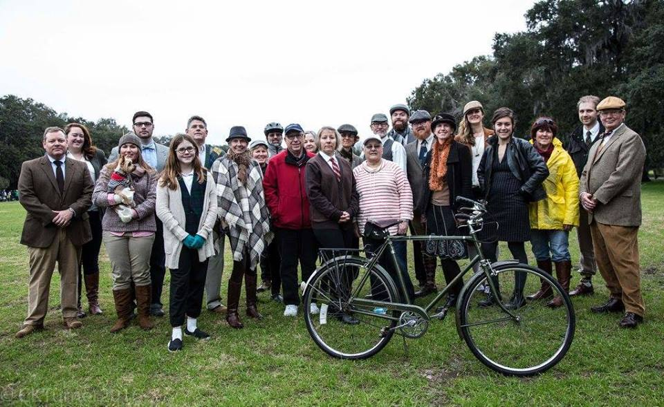 Savannah tweed bike ride 2017