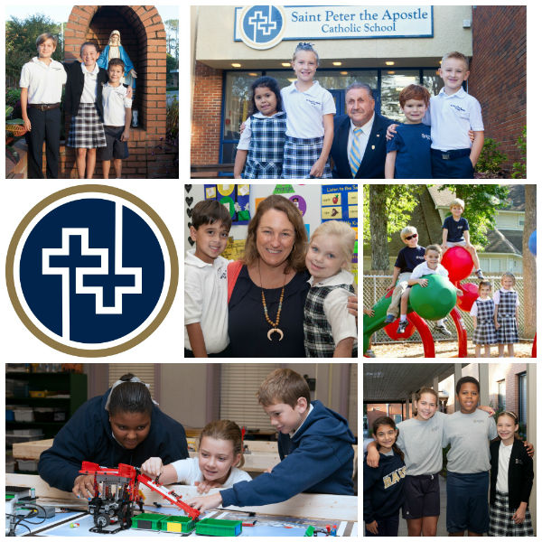 Savannah schools St. Peter the Apostle School Wilmington Island