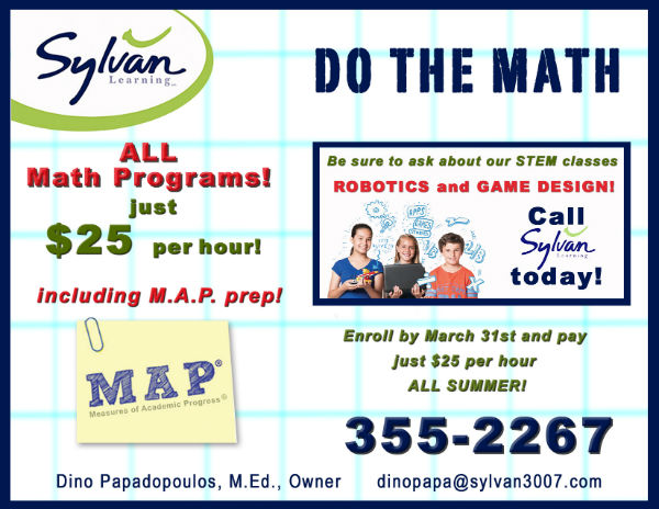 Sylvan Tutoring Math Robotics Savannah