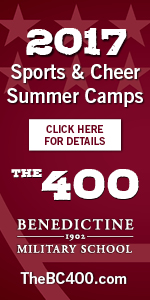 Benedictine Military School Summer Camps 2017