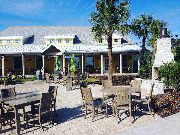 Kids eat free @ Beach House restaurant Jekyll Island Holiday Inn Resort