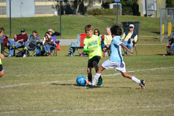 Spring Soccer Savannah 2017 Savannah United