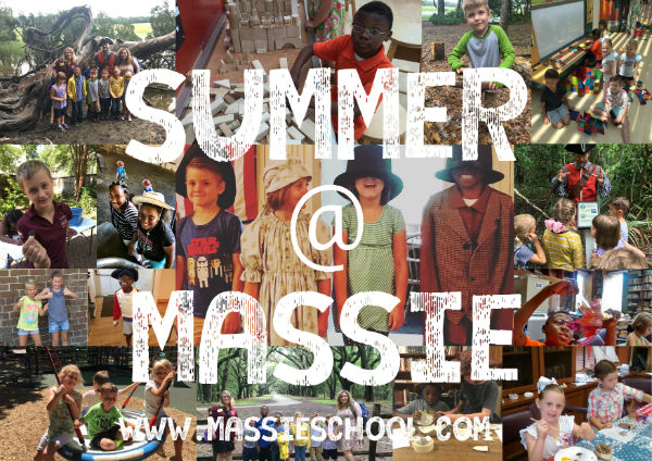 Savannah Summer Camps 2017 Massie Heritage Center Art History