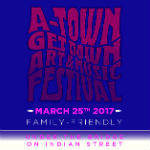 A-Town Get Down Art & Music Festival Savannah 2017