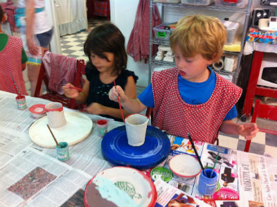 Summer Camps Savannah 2017 Clay Spot Pottery