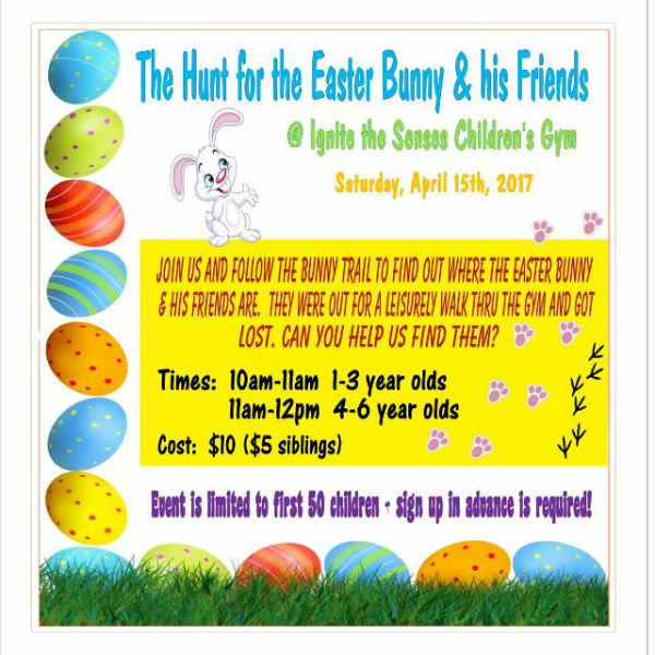 Easter Egg Hunts Bluffton Hilton Head Is 2017