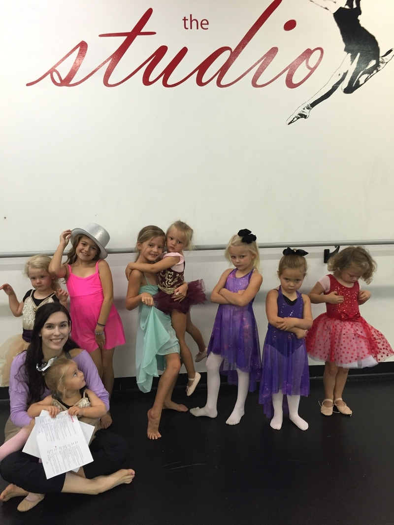Princess Dance Camp The Studio Savannah Summer Camps 2017