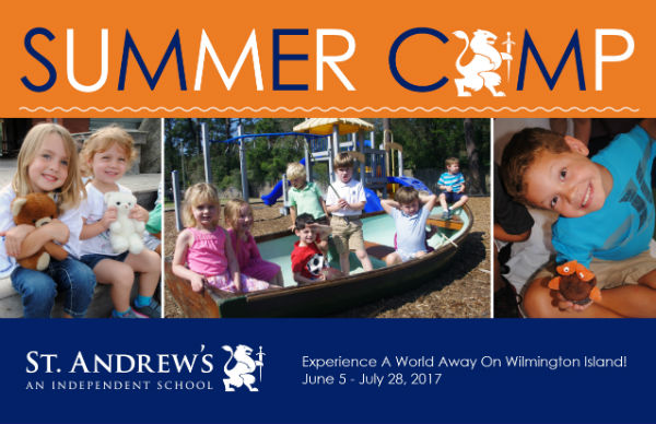 Summer Camps St. Andrew's School Savannah