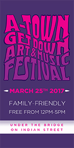 Atown Get Down Art & Music Festival Savannah 2017