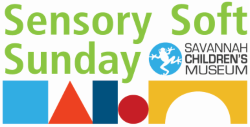 Sensory Soft Sundays autism special needs Savannah Children's Museum