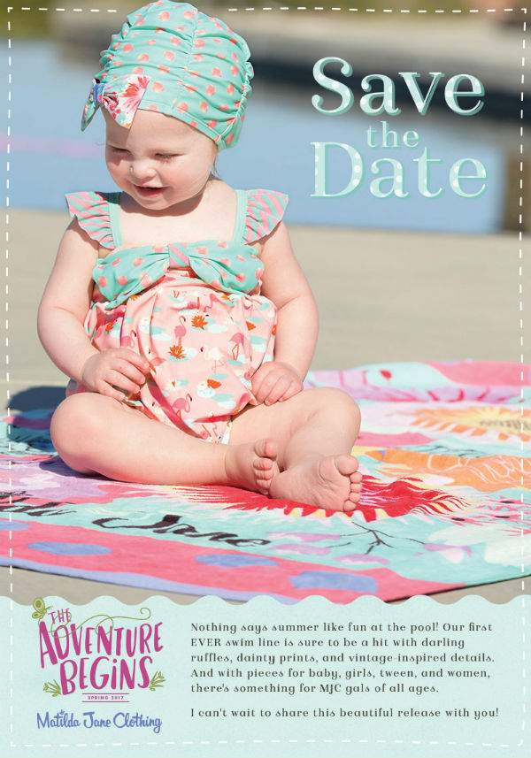 Matilda Jane Trunk Shows Savannah Bluffton Hilton Head Swimsuits