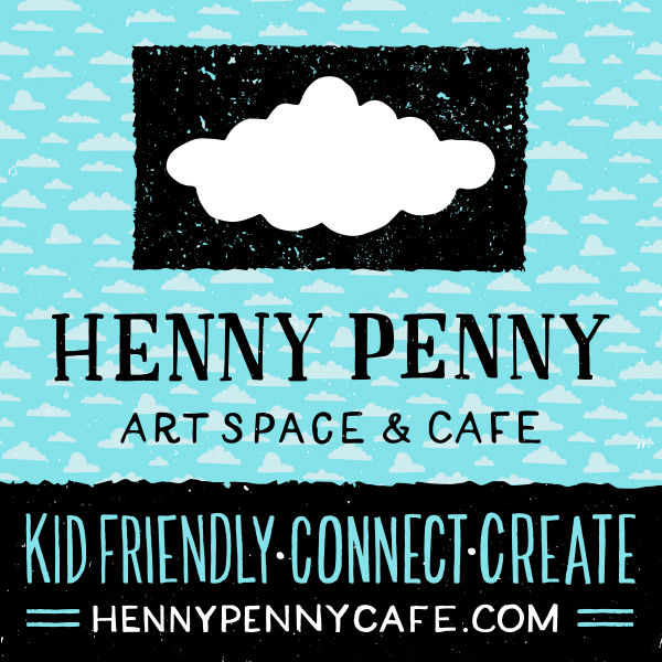 Henny Penny Art Space Cafe Savannah