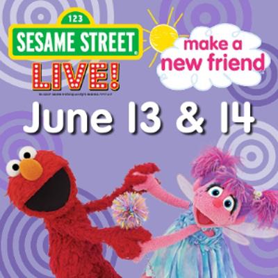 Sesame Street Live giveaway Savannah 2017