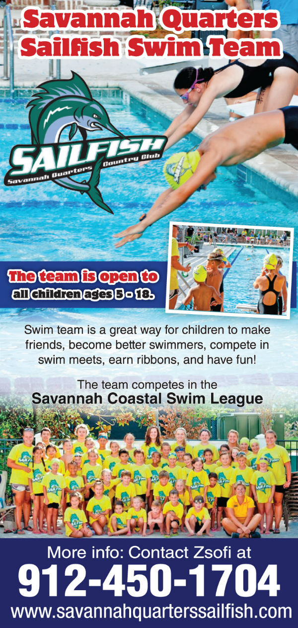 Summer Swim Teams Savannah Pooler Savannah Quarters 2017