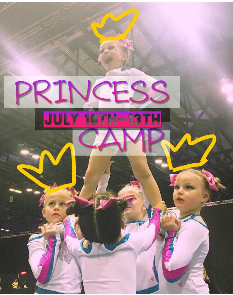 Princess Summer Camp Savannah Sharks