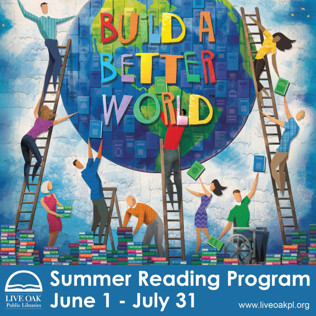 Free Live Oak Public Library programs Savannah