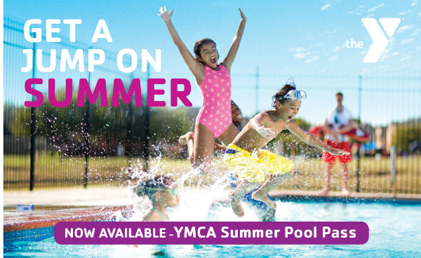 YMCA Savannah Summer Pool Pass