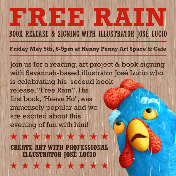 free book reading Scribble Art Studio Free Rain 2017 Savannah