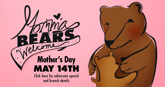 Mother's Day free coupon Jacksonville Zoo 2017