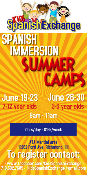 Spanish classes Richmond Hill Savannah Summer Camps Immersion
