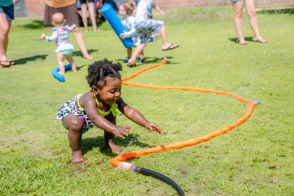 SplashFest Savannah Children's Museum 2017