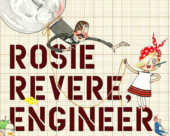 free Savannah kids events Rosie Revere Live Oak Public Library