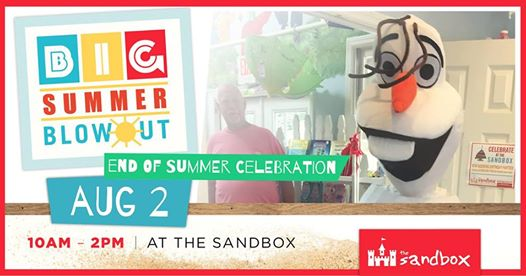 Sandbox Children's Museum Hilton Head kids' activities