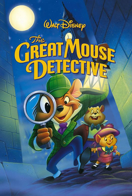 The Great Mouse Detective Savannah Lucas Theater Disney Classics