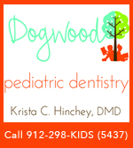 Savannah Pediatric Dentists Dogwood Smiles Krista Hinchey
