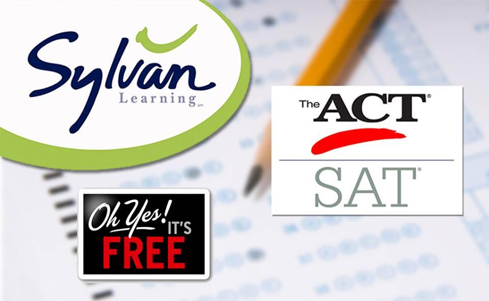 sylvan learning center free SAT ACT diagnostic tests Savannah