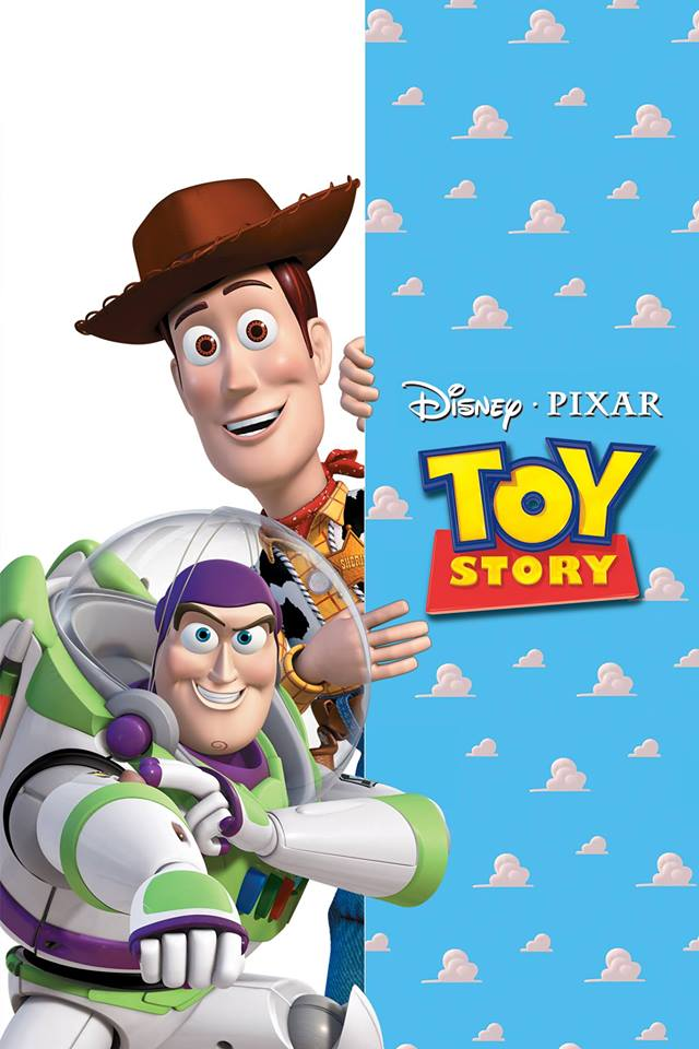 Toy Story Savannah Lucas Theater Disney classics
