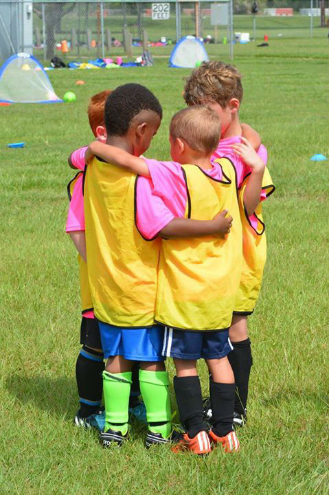 Savannah United soccer Fall 2017 registration toddler preschooler