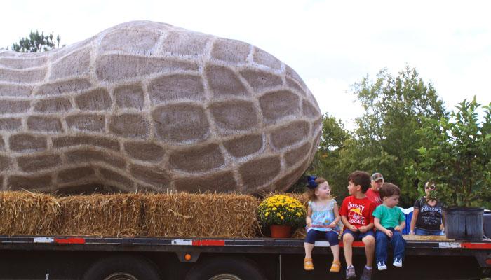 Boiled Peanut Festival Brooklet Bluffton Savannah