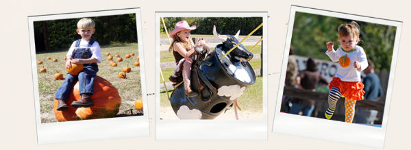 Pumpkin patches, farms, hayrides, mazes Poppell Farms Savannah