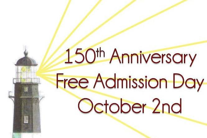 Free admission Tybee Lighthouse 2017 Savannah