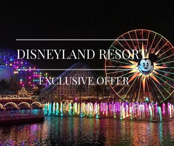 Disneyland travel deal 2017 Two Sisters Travel DIsney Savannah