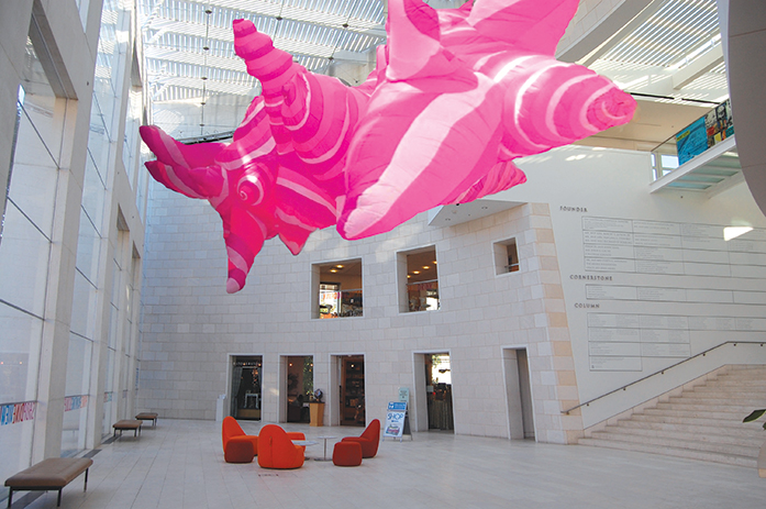 Things to do with toddlers in Savannah: Art Start @ Telfair Museums' Jepson Center