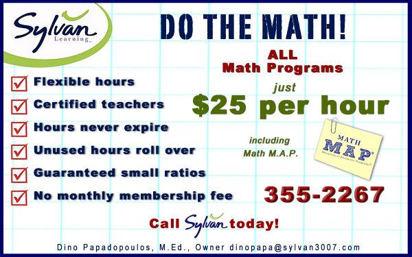 How much is sylvan tutoring