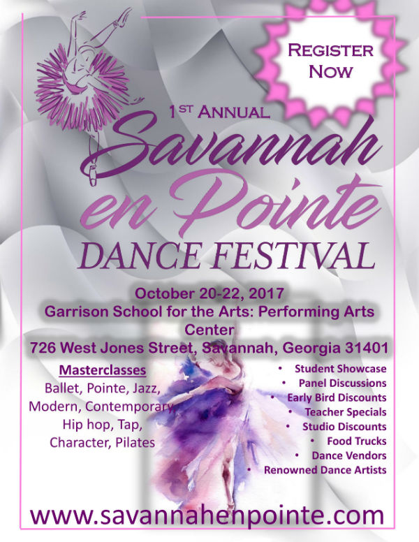 Savannah en Pointe Dance Festival 2017 Ballet