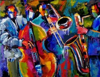 free Jazz musical exploration Savannah Live Oak Public Library