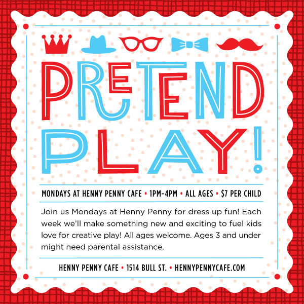 Pretend Play Henny Penny Toddler Activities Savannah