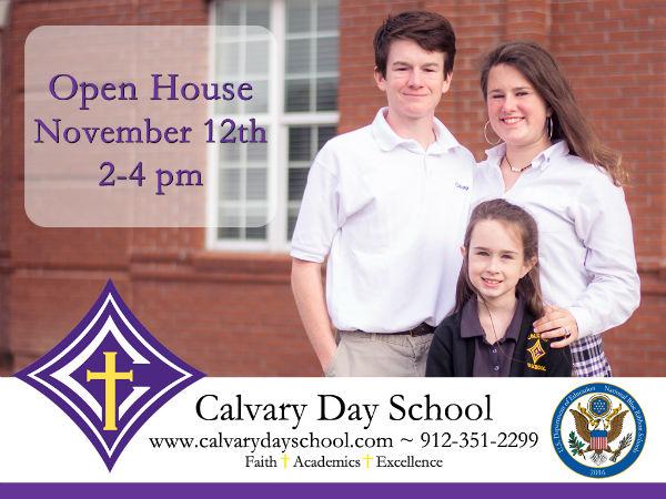 Calvary Day School Savannah private schools