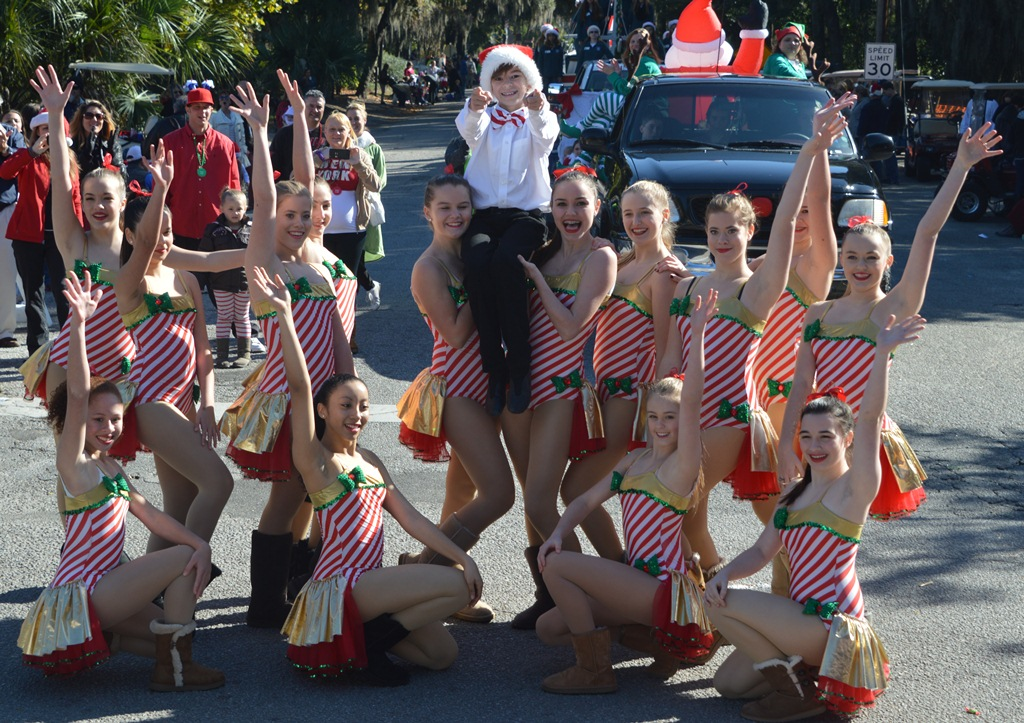 Bluffton Christmas Parade 2017 Hilton Head