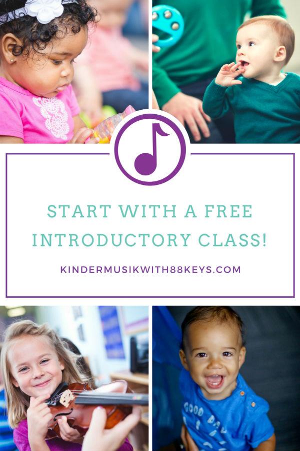 Kindmusik Savannah toddlers events activities