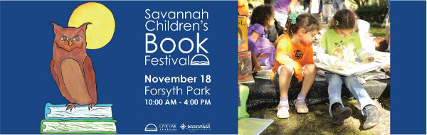 Free Savannah Children's Book Festival 2017 Kwame Alexander