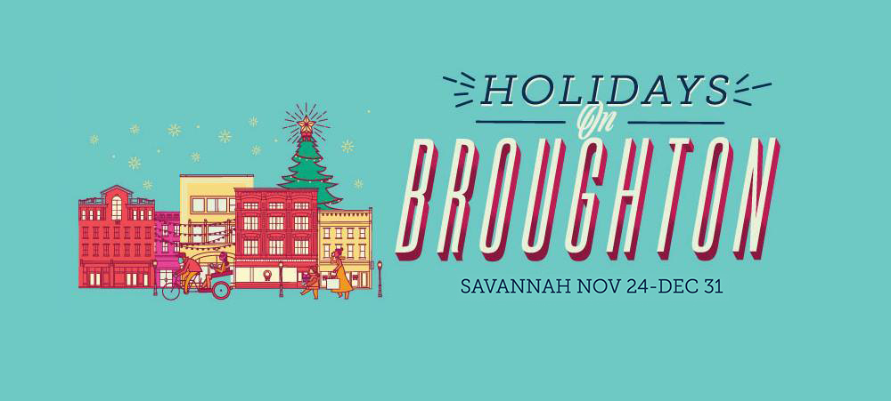 Holidays on Broughton 2017 Santa photos Tree Lighting