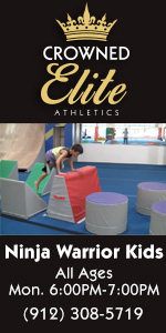 Crowned Elite Athletics Ninja Warrior Classes