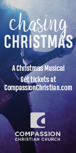 Chasing Christmas musical Compassion Christian Church Savannah