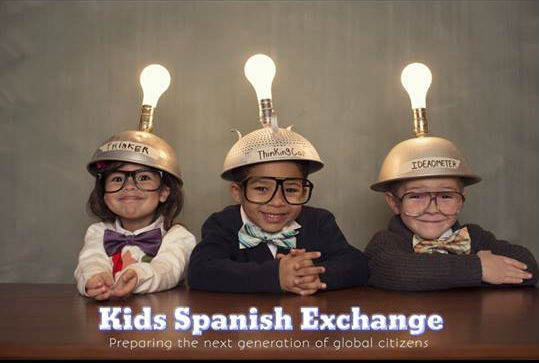 Kids Spanish Exchange classes