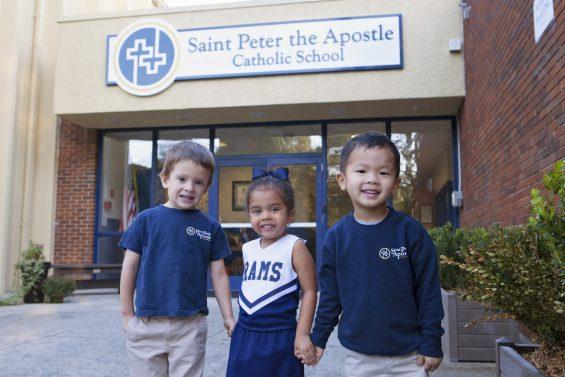 Stain Peter the Apostle School Savannah Open House Wilmington Island